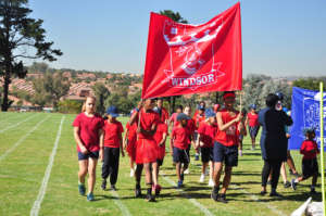 Inter House Sports @ Canterbury Prep